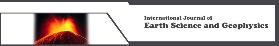 international journal  earth science  geophysics